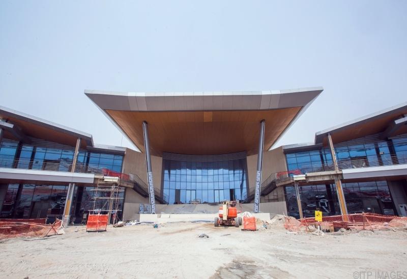Expansion work is under way in full swing for Al Hamra's Manar Mall in Ras Al Khaimah.