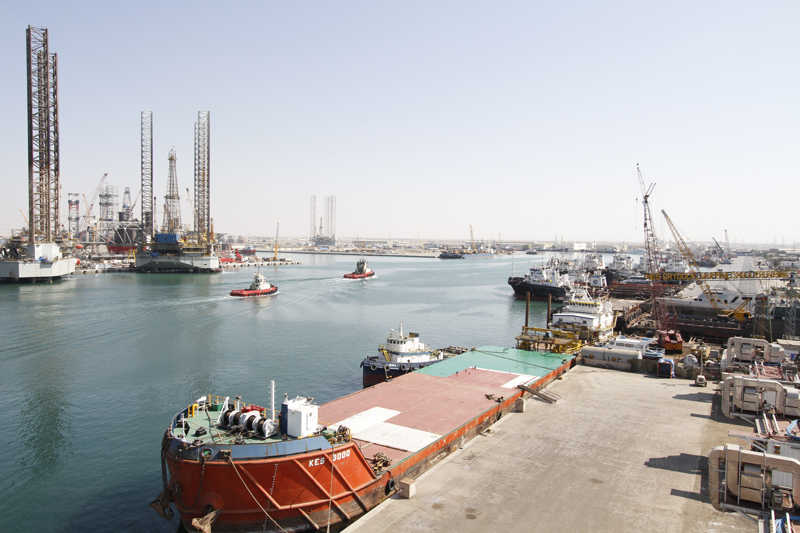 The new highway will connect SIIP with Sharjahs Port Khalid, Hamriyah Port, and Khorfakkan Port [representational image].