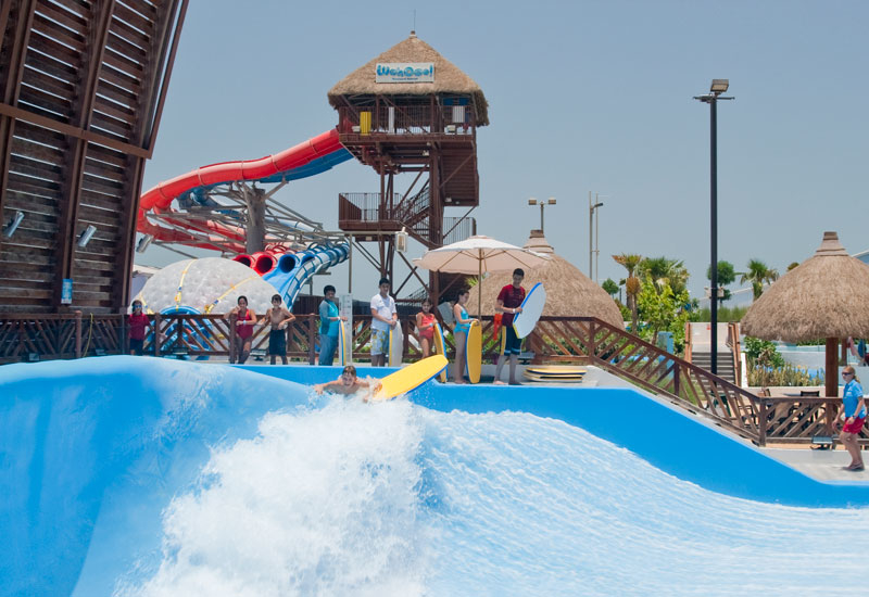 Bahrain boasts a number of water parks, including the Wahoo! Water Park [representational image].