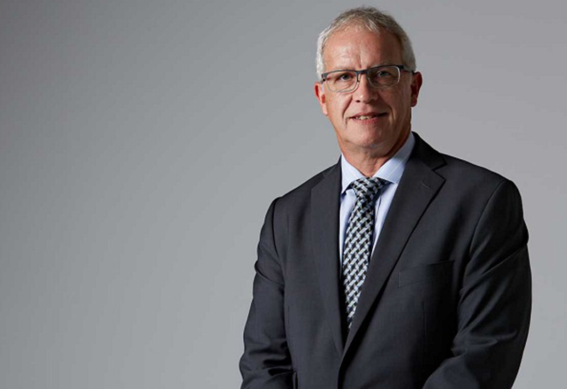Mark Andrews, managing director, Laing O'Rourke Middle East.