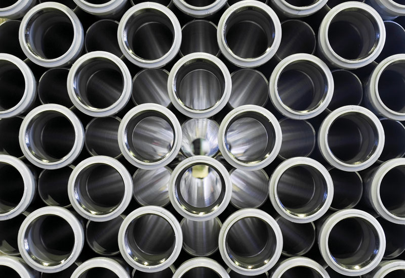 Saudi Steel Pipe Company claims to be one of the largest pipe manufacturers in the Middle East.