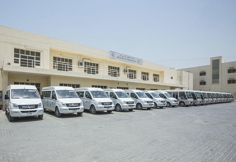 QBG FM's new fleet in the UAE includes  130 medium- and heavy-duty vehicles.