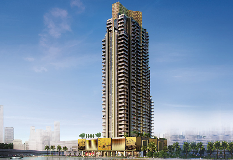 Dar Al Arkan is developing the luxury I Love Florence Tower in Dubai.