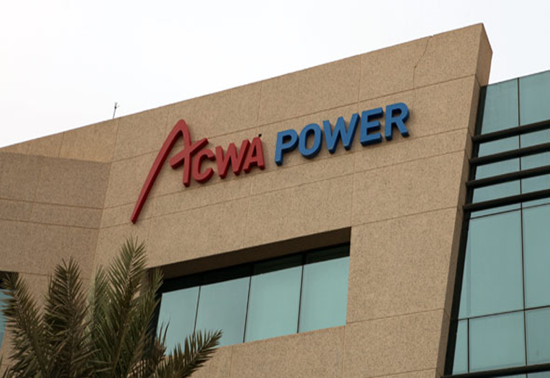 ACWA Power Barka's chairman has quit the company.