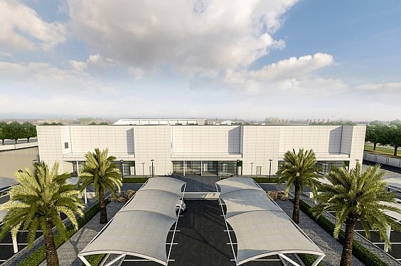 Laing O'Rourke Middle East is also working on the Khazna Data Centre expansion scheme.