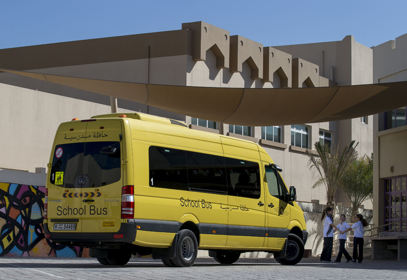 RTA's school bus service started in the 2015-2016 academic year in Dubai [representational image].