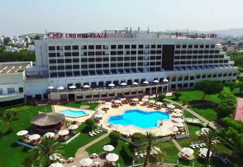 The Crowne Plaza Muscat hotel has reopened following the completion of a renovation programme [representational image: ihg.com].