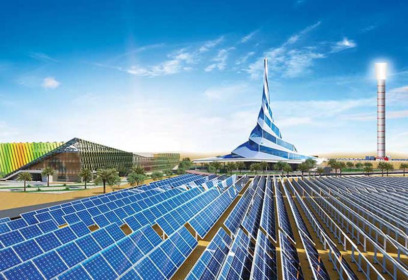 DEWA is working on six projects at Dubai's Al Marmoom Reserve.