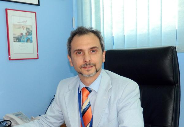 Dr Fabio Titi, GM - UAE, Al Hassan Eng. (AHEC)