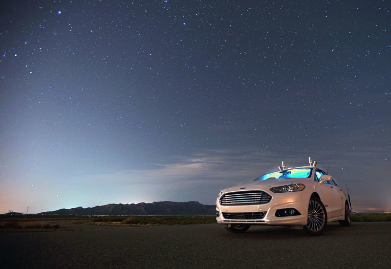 While it's ideal to have all three modes of sensors – radar, cameras and LiDAR – the latter can function independently on roads without stoplights.