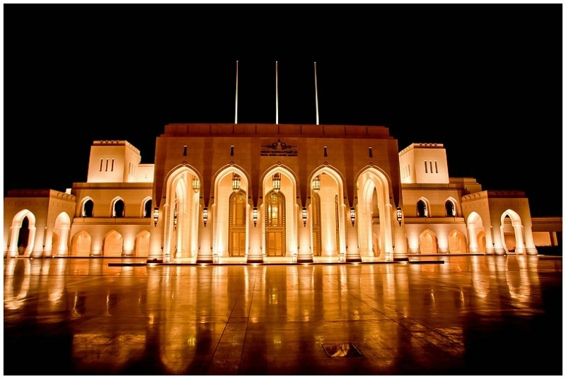 Lighting can transform spaces, but the role of designers must be appreciated [representational image of Oman's Royal Opera House].