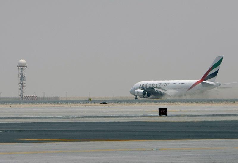 E2 Dubai South Event and Exhibition Centre is a short drive from Al Maktoum International Airport [representational image].