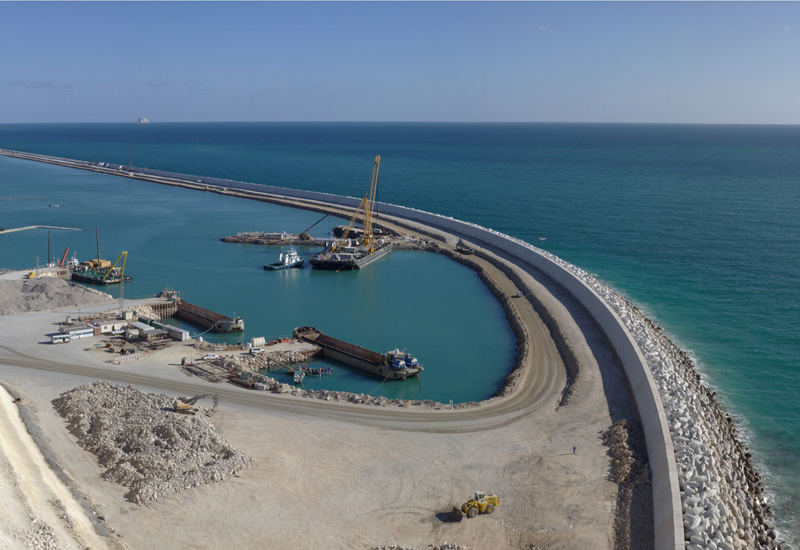 China and the Special Economic Zone Authority at Duqm have already signed an agreement for the China-Oman Industrial City in Duqm [representational image].