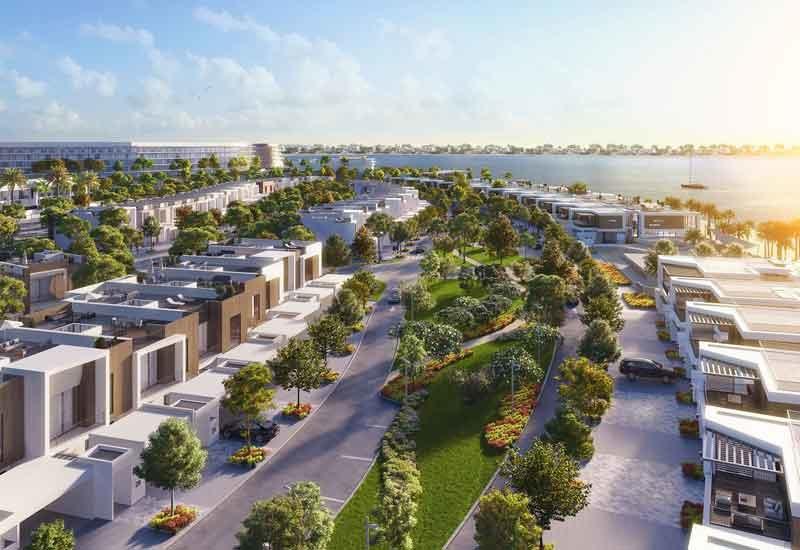 RAK Properties' Hayat Island features the Dar Al Omran-designed Marbella Villas.