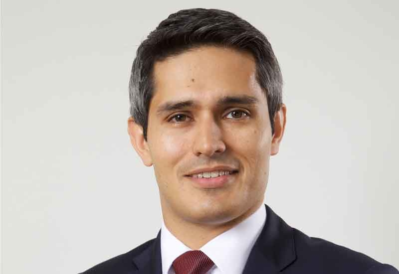 Samuel Dean Sidiqi is the newly appointed CEO of RAK Properties.