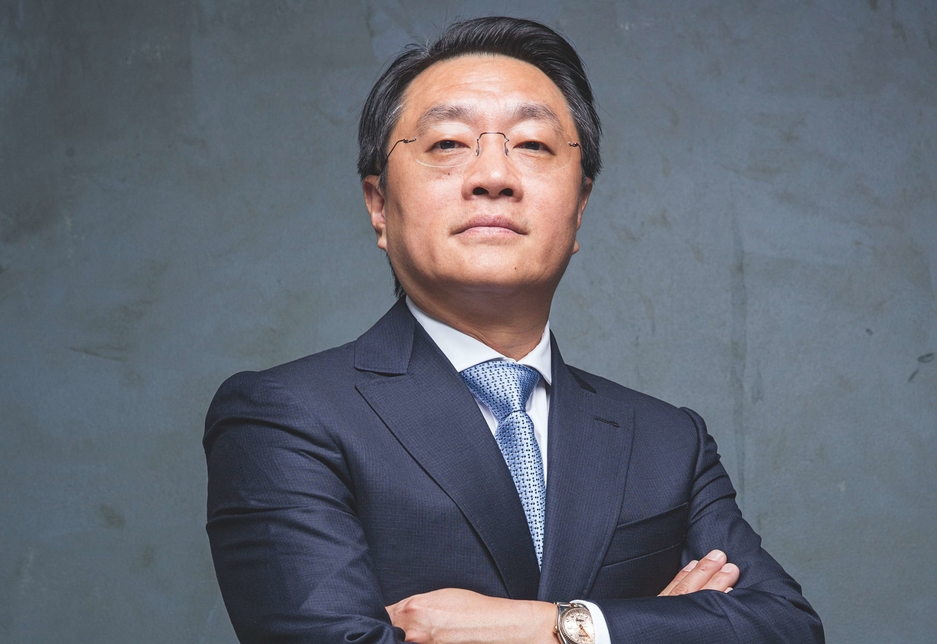 China State Construction Engineering Corporation Middle East's (CSCEC ME) Yu Tao speaks to Construction Week about the challenges in the regional contracting market [ITP Media Group / Aasiya Jagadeesh].