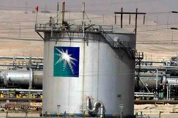 Aramco is seeking China's expertise in building man-made islands.