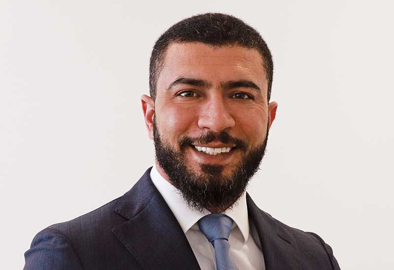 Sameer Daoud, chief executive officer of MECIC Contracting.