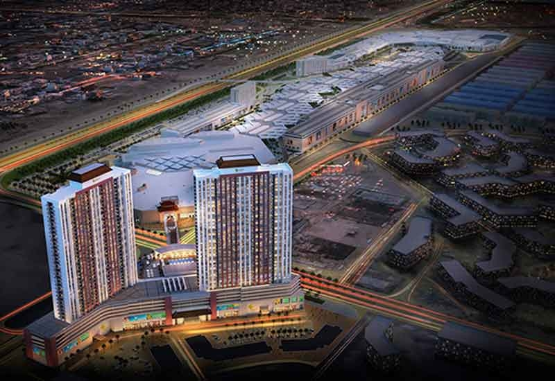 Nakheel revealed it was reviewing 11 construction proposals for its Dragon Towers project in Dubai in June this year [image: Nakheel].