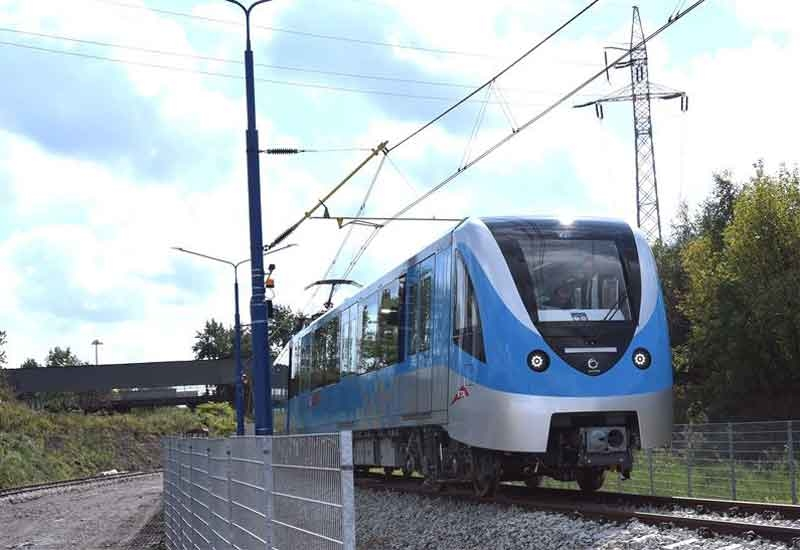 Dubai Metro's new trains are expected to arrive this November, RTA said [image: Dubai Media Office].
