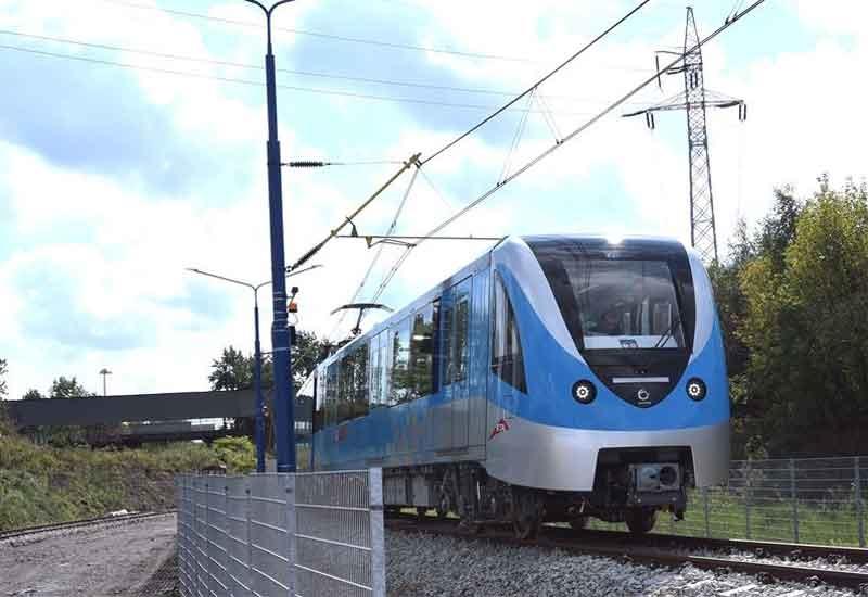 Dubai Metro's new trains are expected to arrive this November, RTA said [image: Dubai Media Office].