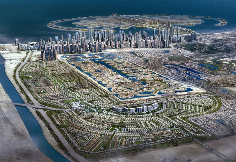The centre at Nakheel's Jumeirah Park in Dubai will also feature an Olympic size swimming pool.