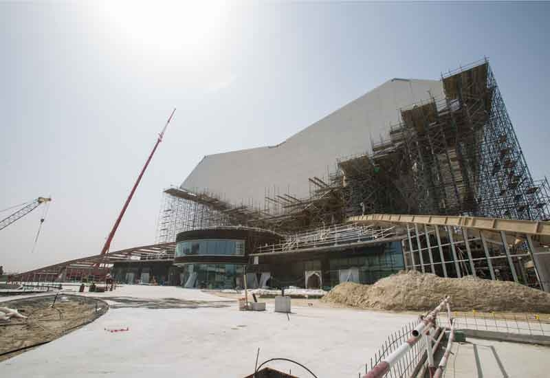 PICTURES: MEP work at Dubai's $272m MBR Library