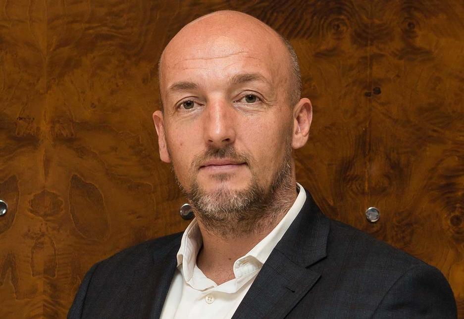 Marcus Taylor, managing partner at Taylor Sterling Associates.