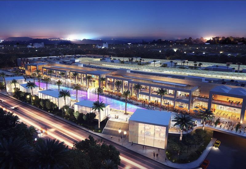 Oman's Al Raid Group is steadily progressing with the Al Araimi Boulevard mall in Muscat.