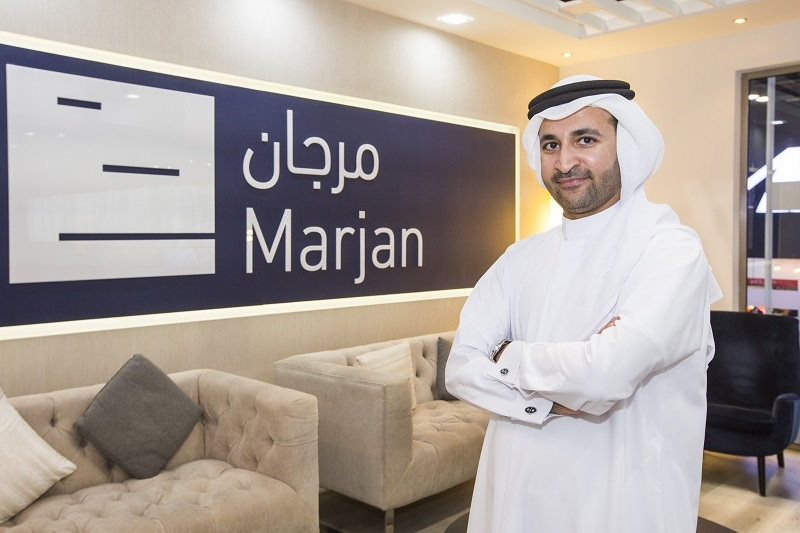 Abdulla Al Abdouli, chief executive officer of Marjan.