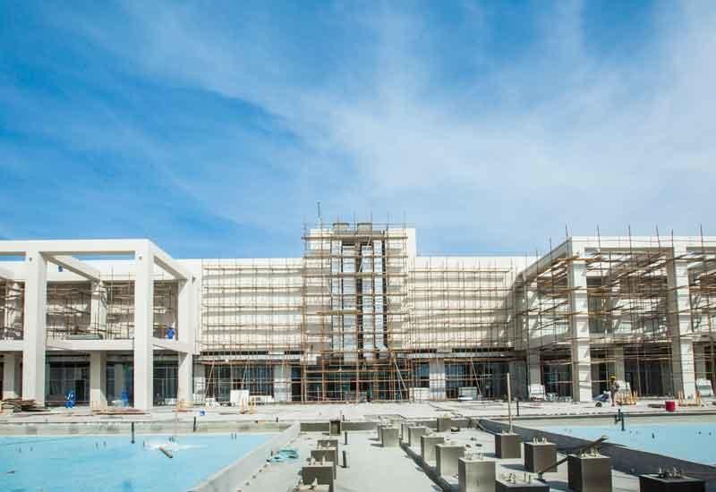 Oman's Unique Construction and Contracting is the main contractor for Al Raid's Al Araimi Boulevard mall, set to open in Q4 2018.