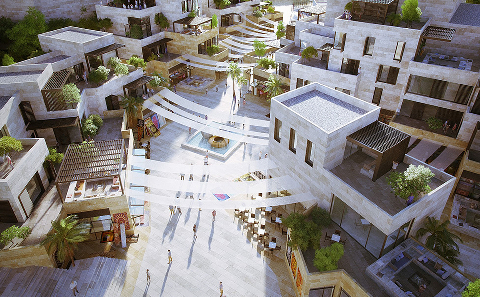 Construction work on Bloom District may begin in 2019 [image: Bloom Holding].