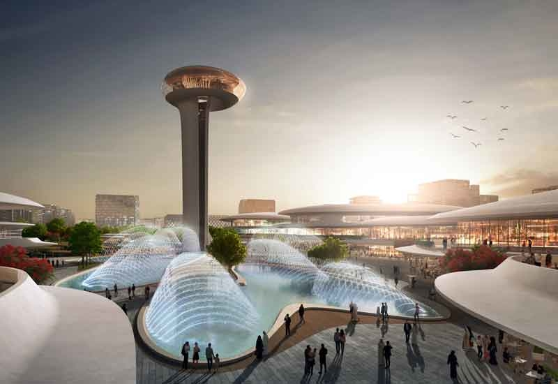 The Phase 1 construction contract for Central Hub in Sharjah's Aljada will be built by Modern Building Contracting Co [image: Arada].