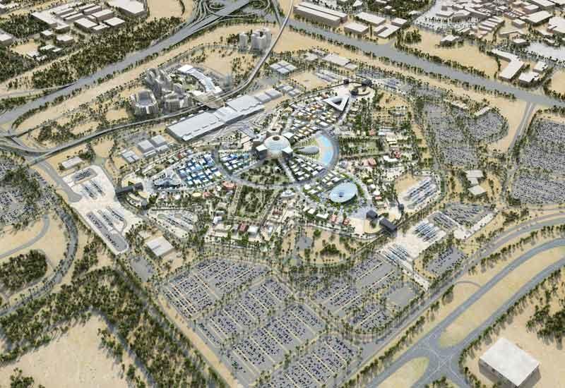 Expo 2020 Dubai will open its doors on 20 October, 2020 [image: Expo 2020 Dubai].