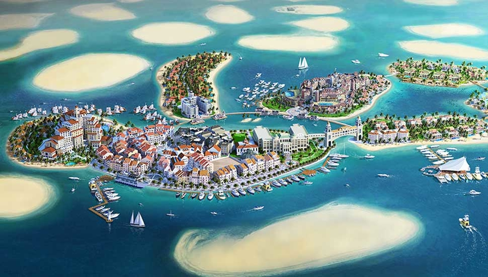The first Floating Seahorse villas at Dubai's Heart of Europe will be handed over in 2018, Kleindienst Group said.