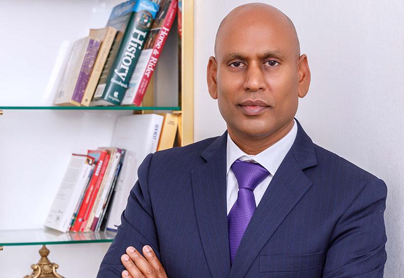 Madhusudhan Rao Tumpudi, CEO of Danube Group.