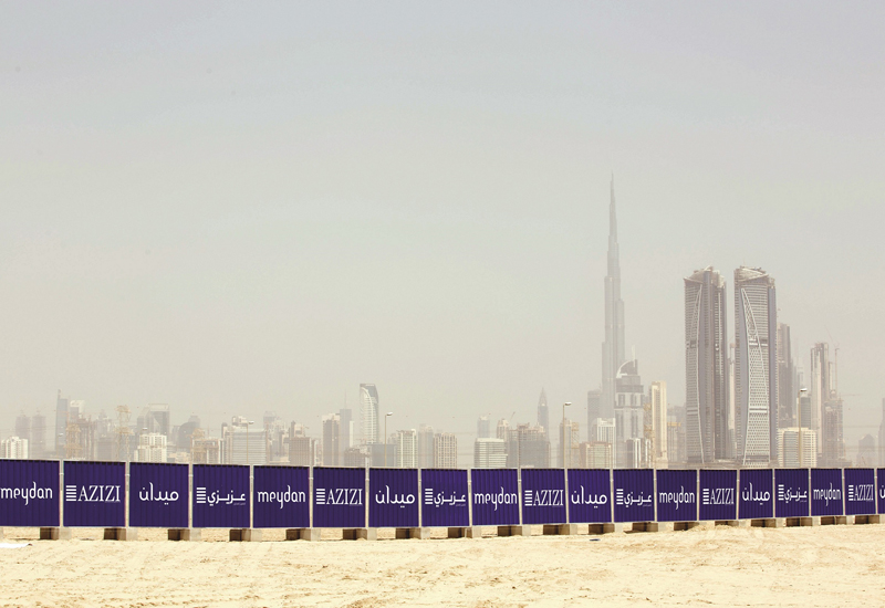 Azizi is developing projects in key Dubai neighbourhoods, such as Meydan and Al Furjan.