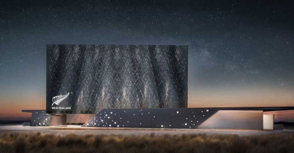 The New Zealand Pavilion of Expo 2020 Dubai will showcase the relationship between man and nature.