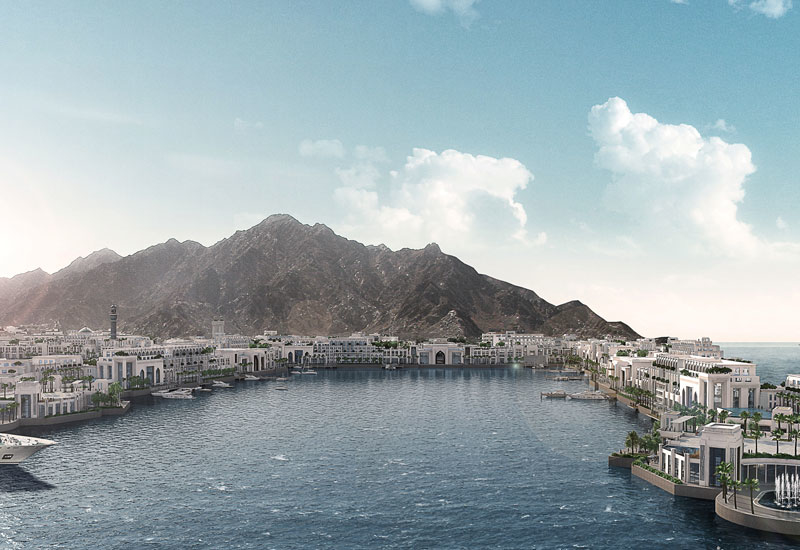 Damac is developing Mina Sultan Qaboos through a joint venture with Oman's Omran.