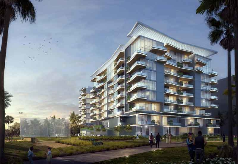 Handover has started for the $82m Splendor residential project in Dubai's MBR City [image: Gemini].