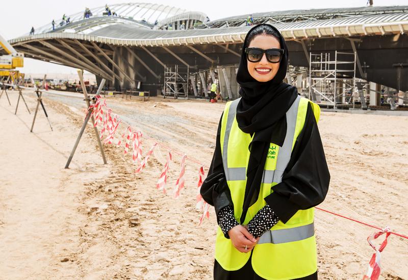 Nada Taryam says Bee'ah has aspirations to 'push the boundaries of sustainability' [ ITP Images].