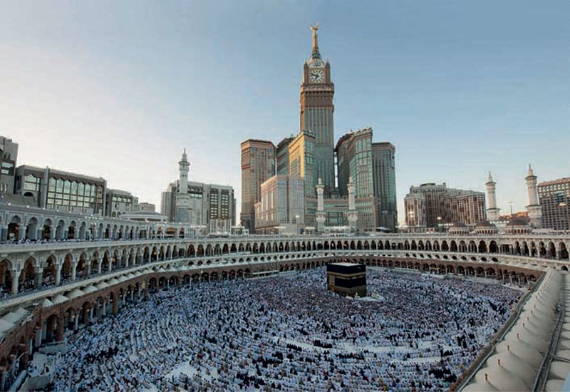 Saudi developer Thakher builds projects in and around the holy city of Makkah [representational image].