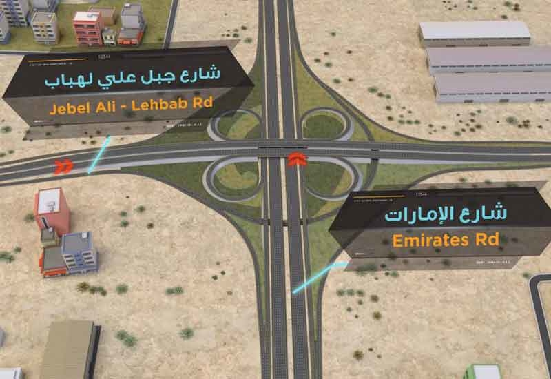 Phase 5 and 6 contracts for RTA's Expo 2020 Dubai work have been awarded [image: WAM].
