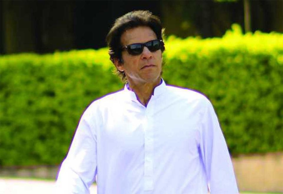 Pakistan's government is led by new prime minister Imran Khan [image: Arabian Business].