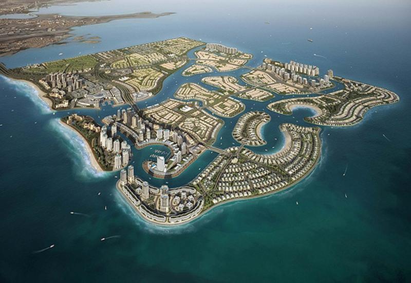 Al Qamra is part of the Diyar Al Muharraq master development in Bahrain's Muharraq area.