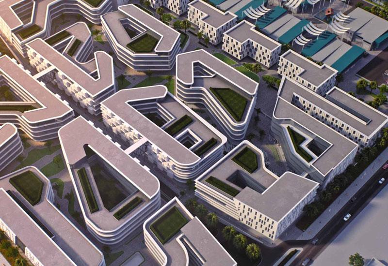 Construction will begin on Dafza's and Wasl's Dubai Commercity in Umm Ramool next year [image: Dafza].