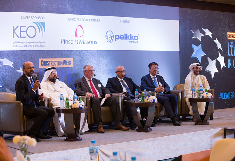 The first iteration of Construction Week's Leaders Kuwait summit was held in 2017.