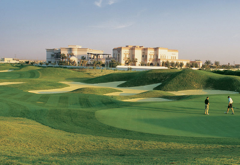 Desert Group has worked on some of the region's most renowned golf courses [representational image].