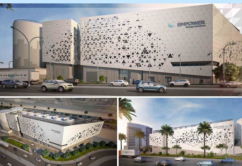 Empower's artificial intelligence-fitted district cooling plant, launched at Dubai's Wetex 2018, will serve Jumeirah Village once it is completed in Q4 2019.