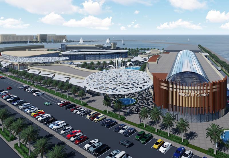The foundation stone has been laid for Oman's Barka Marina project [image: ONA].